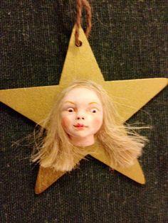 Little blonde angel