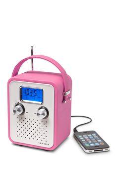 Pink Songbird Radio Sponsored by Nordstrom Rack.