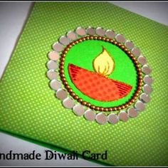 Diwali 2013 Greetings card ideas are here.Let you create Best Greetings card for Diwali using buttons,waste wedding cards. Even Children can do it very simply. Handmade Diwali Greeting Cards, Diwali Cards, Diwali Greetings, Diwali Diy, Homemade Greeting Cards, Diwali Gifts, Diwali 2013, Handmade Cards, Diy Cards