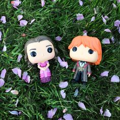 Harry Potter Toys, Funk Pop, Yule Ball, Rock Candy, Ron Weasley, Photo A Day, Funko Pop Vinyl, Hermione Granger, Game Room