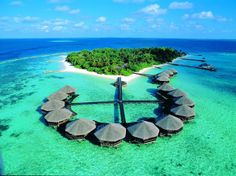 Maldives Island Paradise most beautiful places in the world