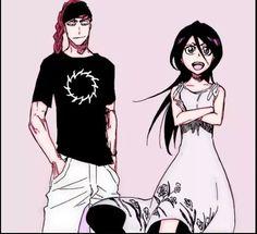 Bleach Rukia and Renji
