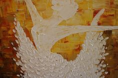 Hand painted modern living room home decor Brown wall art picture flower ballet dancer thick palette knife painting on canvas art By Lisa Oil Painting On Canvas, Painting Frames, Canvas Art, Brown Walls, Painting Process, Rooms Home Decor, Wall Art Pictures, Acrylic Colors, Art Images