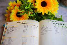 Bullet Journal To-Do list spread - 8 Bullet Journal spreads to make you feel better.