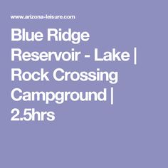 coronado national forest sunny flat campground camping pinterest