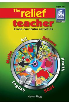 The Relief Teacher - Ages - R. Publications - The Relief Teacher - Ages has been designed to equip the relief teacher with an extensive range of classroom activities covering a variety of learning areas of the curriculum. Classroom Charts, Classroom Rules, Classroom Behavior, Classroom Posters, Classroom Activities, Classroom Ideas, Teacher Page, Teacher Books, New Teachers