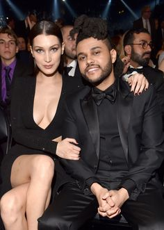 Bella Hadid and The Weeknd's Cutest Pictures | POPSUGAR Celebrity
