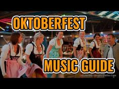 Top 10 Most Popular Oktoberfest Songs - Best For Traditional Party