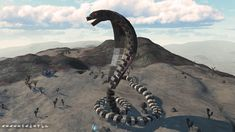 Desert Serpent. PS4 Survival Eissentam : NoMansSkyTheGame Science Fiction Games, Chef Images, Hello Games, No Man's Sky, Autumn Art, Community Events, Upcoming Events, Best Games, Ps4