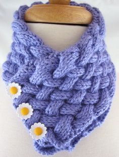 Harvest Red Hand knit Basket Weave Neck warmer Scarf Caron Simply Soft Caron Simply Soft acrylic yarn is so soft to the touch and very warm and cozy Harvest red Cable Knitting, Knitting Stitches, Hand Knitting, Love Crochet, Beautiful Crochet, Knit Crochet, Knit Basket, Lavender Blue, Knitting Accessories