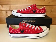 86ae6bae7d6f Minnie   Mickey. Mickey Mouse ConverseDisney ...