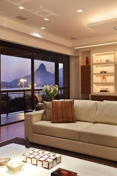 Foto do projeto Apartamento Lagoa. 2016-03-21 01:09:25 UTC