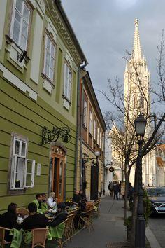 Ruszwurm Cafe in Budapest