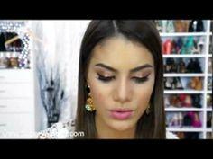 Maquiagem Primavera Verão 'Chic  Glam' Por Camila Coelho