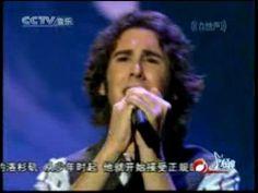 Josh Groban - You Raise Me Up - Live at WMA 2004
