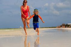 Viajar en Familia: Las Mejores Playas para Ir con Niños