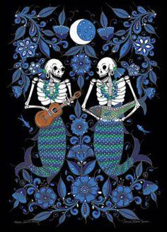 Mermaid Moonlight Melody