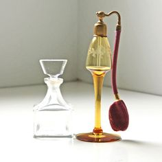 Perfume Bottle V, $120, now featured on Fab.
