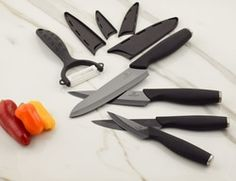 A Ceramic knives store, selling the best ceramic knives of the highest quality. We make our knives using Zirconia #4 which is better quality than our competitors. Using technology patented by NASA, we have produced the world's best advanced ceramic knife. Find the best prices on the highest quality knives. #toreadmore http://www.wilsoncutlery.com/wilsonadvnacedceramics.html