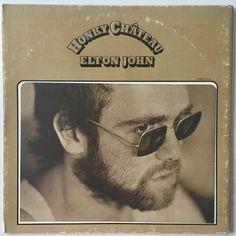 Elton John Honky Château LP Vinyl Record Album UNI Records