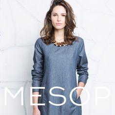 Mesop Foresight Shift | Autumn 2016 Collection 'Elemental'  www.mesop.com