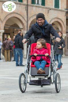 Bici Passeggino. TAGA BIKE