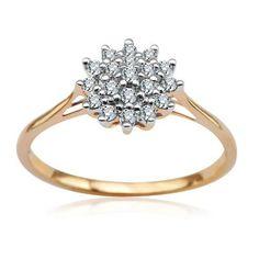 'Diamonds are forever...'  Sooo feminine!