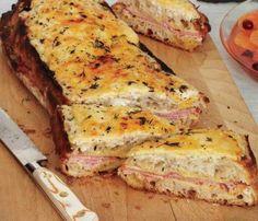 Cremoso sándwich extracrujiente, Croque Monsieur | Comparte Recetas