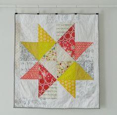 star baby quilt | s.o.t.a.k handmade | Bloglovin'
