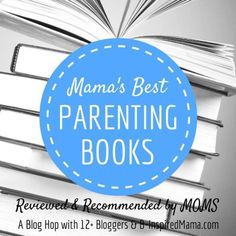 Parenting Books Recommended by Mom for Moms | The Jenny Evolution