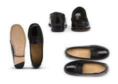 20 Lucky Editor-Approved Basics That Go With Everything :: Black Bass Loafers