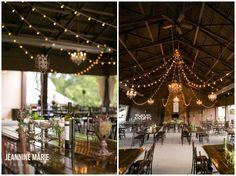 Hope Glen Farm Summer Wedding Outdoor Reception Decor