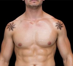 Awesome Tribal Stars Tattoo Designs