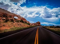 Beautiful Roads Across Utah from #treyratcliff