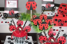 Lady bug ideas
