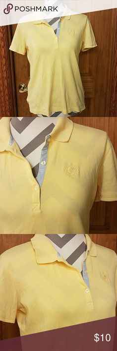 LIZ CLAIRBORNE POLO Really nice polo top gently worn with love Liz Claiborne Tops Tees - Short Sleeve
