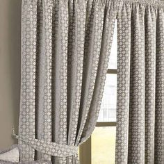 Make Your Room Look Classy and Expensive With Silver Curtains Silver Curtains, Drapery, Room Ideas, Classy, Make It Yourself, How To Make, Home Decor, Decoration Home, Chic