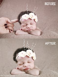 newborn baby photography #newbornphotography #tips #tricks #photographers #photography #photobookspro