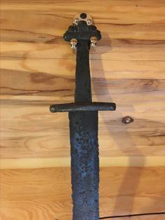 Greek Sword, Stone Restaurant, Restaurants In Dublin, Sutton Hoo, High Middle Ages, The Swede, Carolingian, Viking Sword, Great Works Of Art