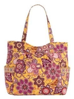 Vera Bradley Bali Gold...love the pattern from your wedding day!