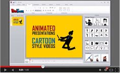 Educational Technology and Mobile Learning: A Very Useful Tool to Create Educational Animated Videos on Google Drive