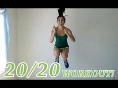 Pop Pilates 20/20 workout!
