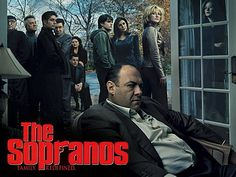 """""""The Sopranos""""---One of The Best Dramas of The Last Twenty Years...What Characters, What Acting, What Dialogue...What A Show!!  But, Why, Oh, Why Did We Have To Write Our OWN Ending???!!"""