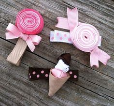 Beautiful Hair Clips