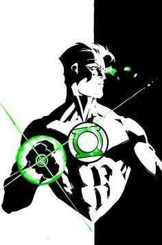 #dc #dccomics #greenlantern #greenlanterncorps #haljordan #superheroes #comicwhisperer