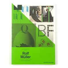 Rolf Muller: Stories, Systems, Marks