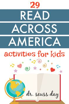 Need Dr. Seuss birthday ideas or Read Across America Week activities? Try these Seuss printables and lessons. #DrSeuss #lessons #homeschooling #ReadAcrossAmerica Teacher Lesson Plans, Preschool Lesson Plans, Preschool Books, Creative Activities For Kids, Book Activities, Teaching Writing, Writing A Book, What Is Reading, Read Across America Day