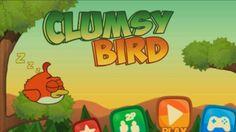 """Clumsy Bird"" Windows Phone Gameplay! - https://www.youtube.com/watch?v=J4zALOhKv_M  #clumsy #bird #games #windowsphonegames #wp8"