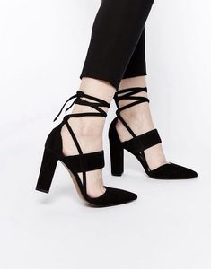 Chic Black Heels for Any Occasion