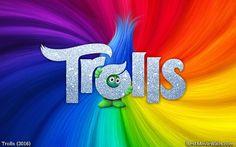 Dreamworks' Trolls is coming to cinema soon :]